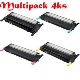 Multipack Samsung 406 set - 4ks