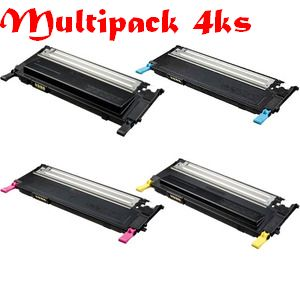 Multipack Samsung 4072/4092 set - 4ks