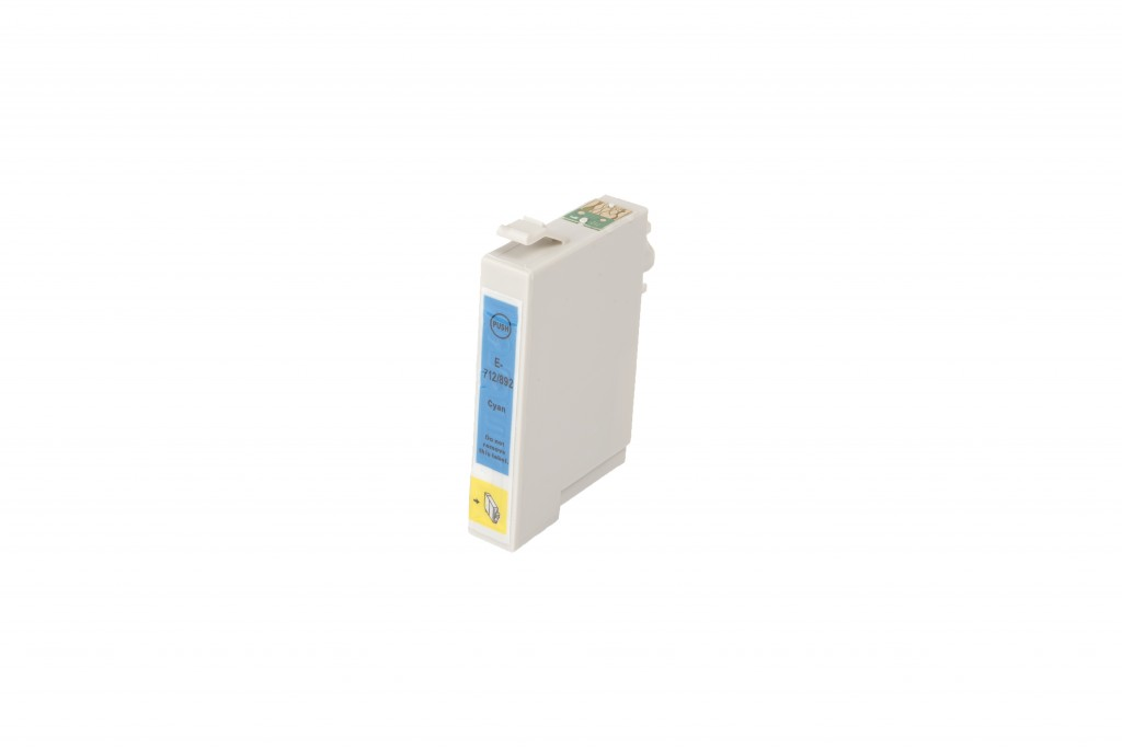 Cartridge Epson T0712, Azure