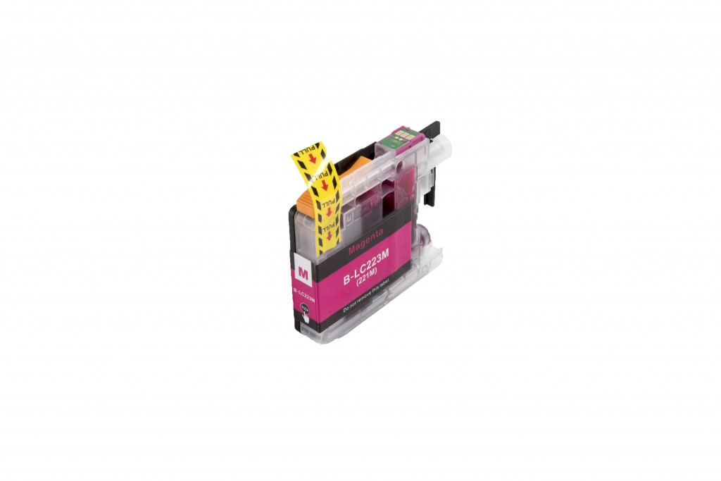 Cartridge Brother LC221M / LC223M, Magenta