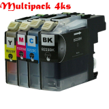 Multipack Brother  LC223 / LC221 - 4ks
