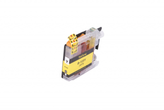 Cartridge Brother LC123Y / LC121Y, Yellow